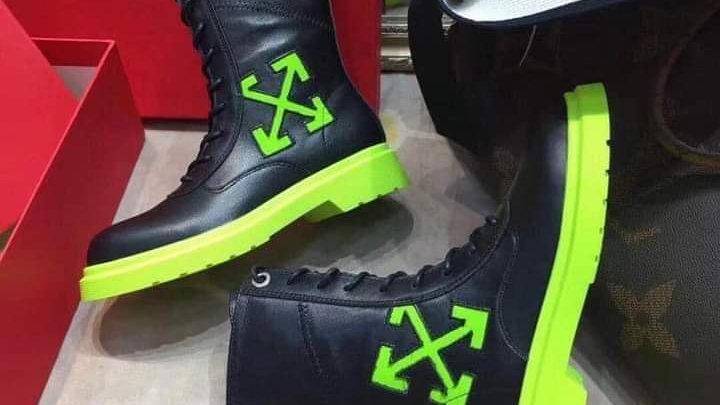 Off-White Boots (W)