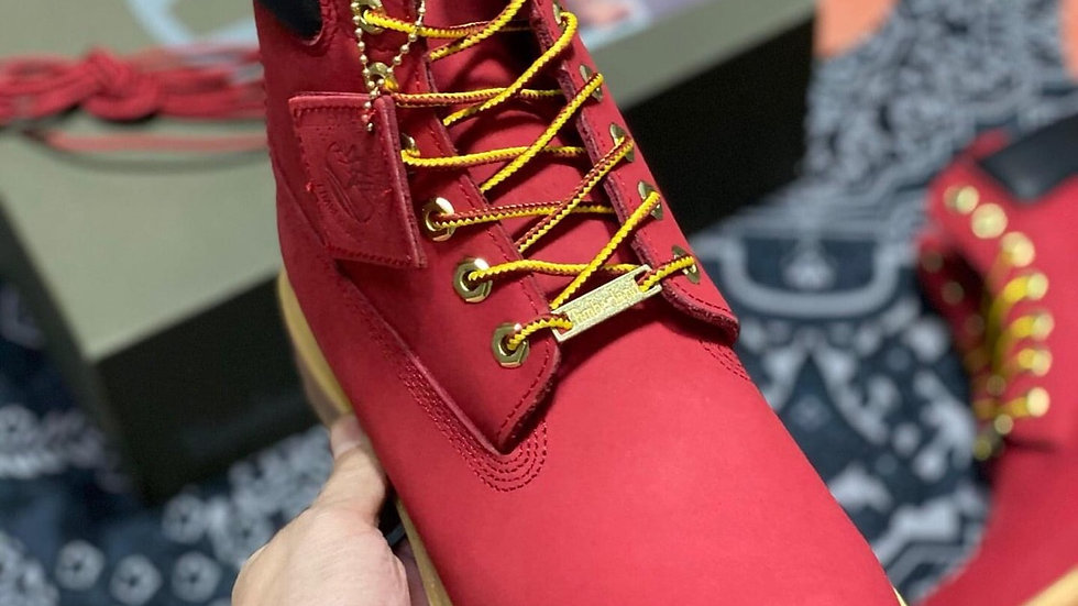 Red Timberlands