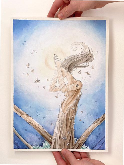 Hope - Original Painting