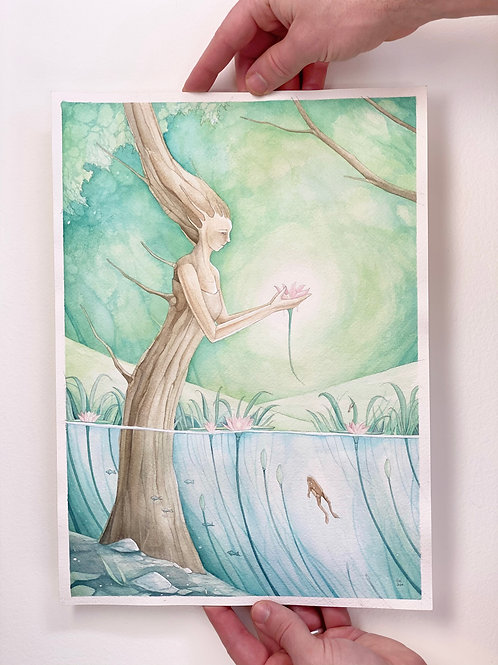 Tranquility - Original Painting