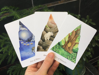 Creating Your Own Tarot Deck - Some helpful advice for independent creators.