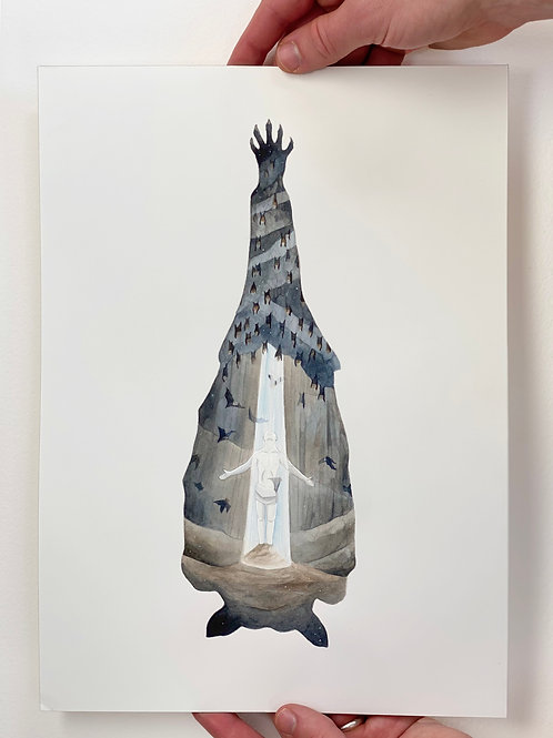 The Hanged Man - Original Painting