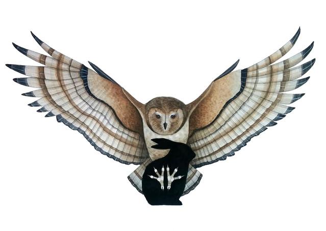 Owl & Rabbit