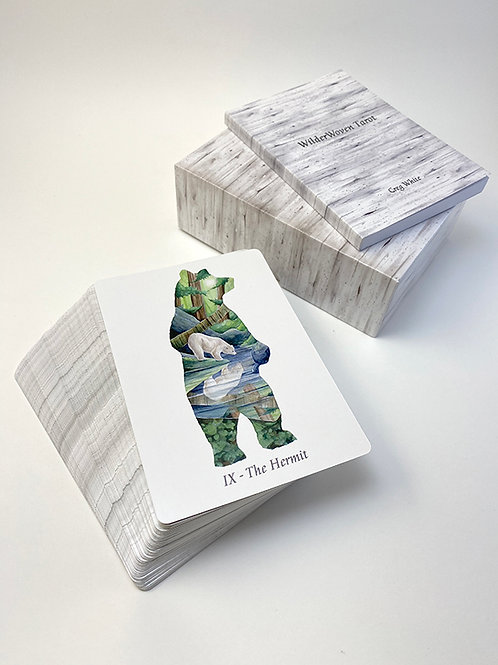 The WilderWoven Tarot