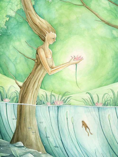 Tranquility - Art Print