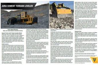Terrain Leveler_reference Jura Cement.JP