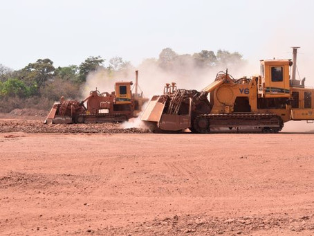 Guinea's Boke bauxite mine reports cost savings with new Vermeer surface miners