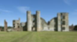 Cowdray Castle, Midhurst