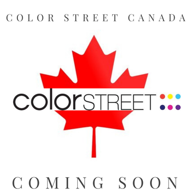 Color Street is Coming to CANADA!