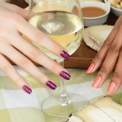 Mix and match your nail colors!