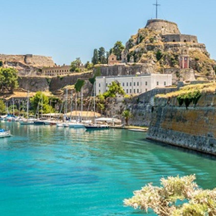 2.Segeln zwischen Korfu und pittoresken Ortschaften. Hier wird gesegelt! Andere Termine Möglich!