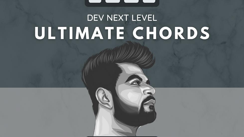 ULTIMATE CHORDS - Dev Next Level