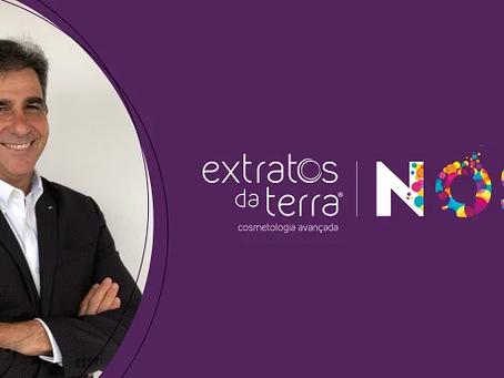 CEO DA EXTRATOS DA TERRA FALA SOBRE MUDANÇAS NO PROGRAMA NÓS