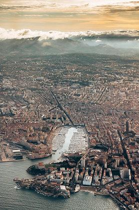 Fenêtre sur Marseille