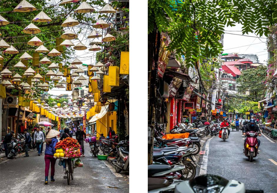 Lanterne Hanoi Vietnam