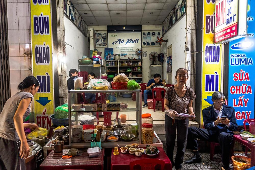 Food Tour à Hue Vietnam
