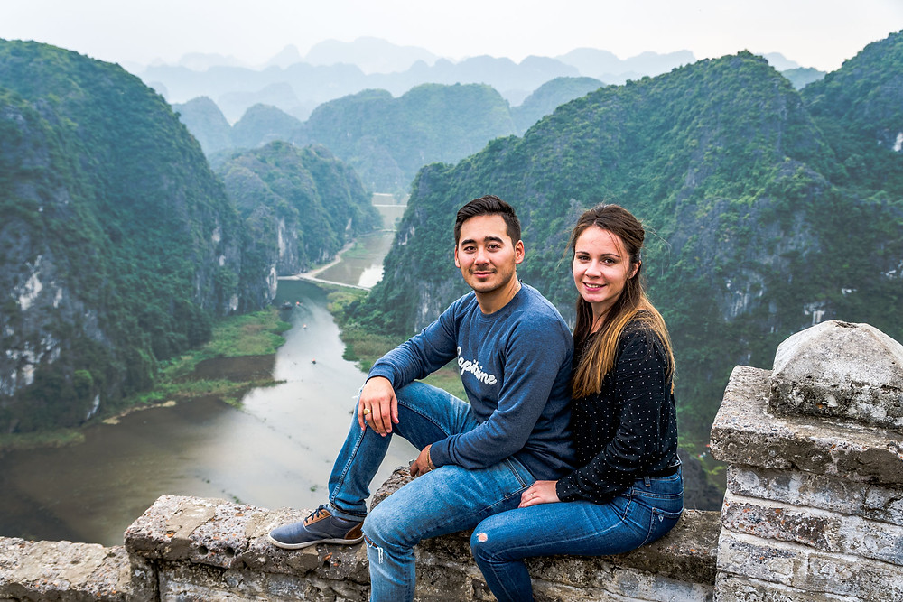Hang Mua Ninh Binh Vietnam