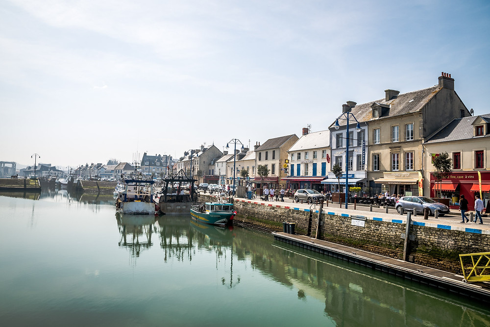 Port-en-Bessin, Normandie