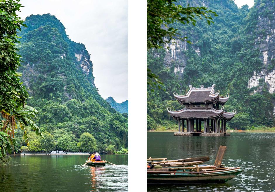 Trang An Ninh Binh Vietnam