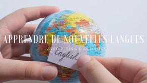 Activités pour soutenir le multilinguisme en voyage