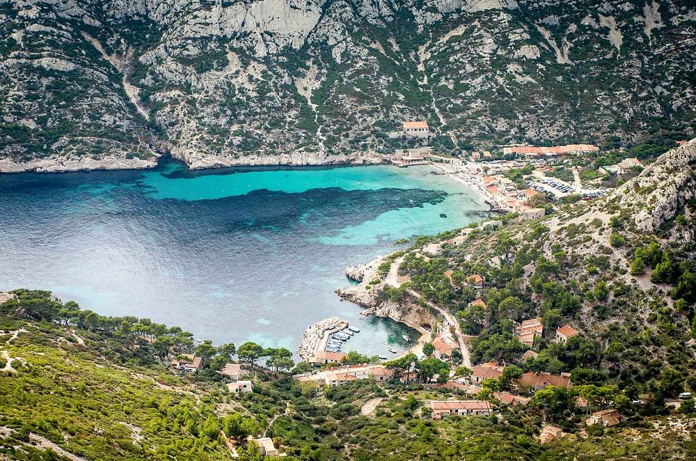 Calanques de Sormiou Marseille