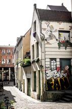 Bandes dessinées Bruxelles