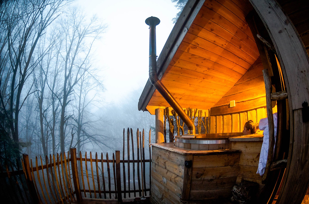 Cabanes de Belfahy Massif des Vosges