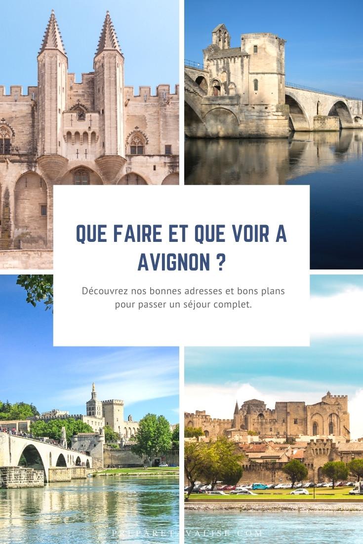 Que faire à Avignon