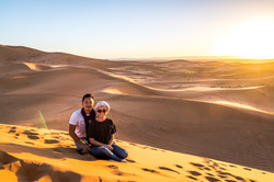 Désert de Merzouga Maroc