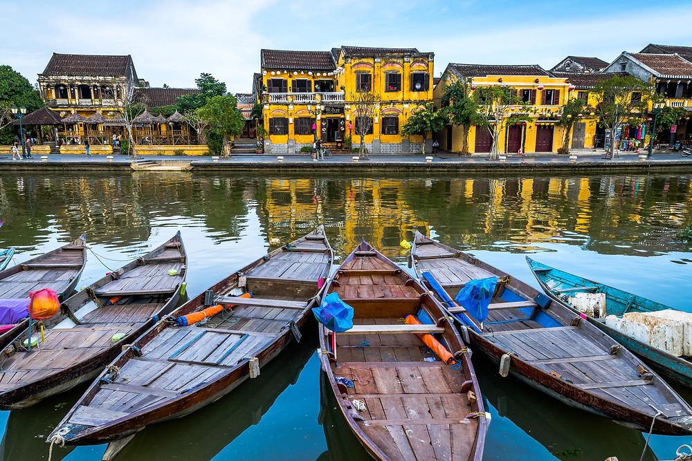 Hoi An, incontournable au Vietnam