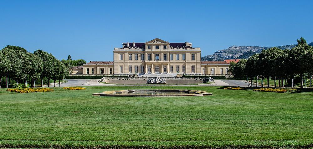 Parc Borely Marseille
