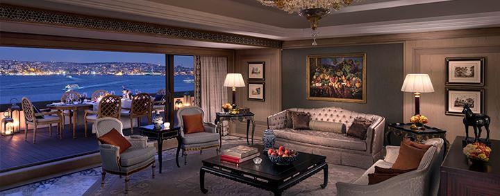 Shangri-La Suite Shangri-La Bosphorus Istanbul