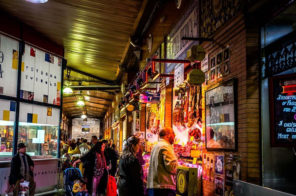 Mercado de Triana Seville