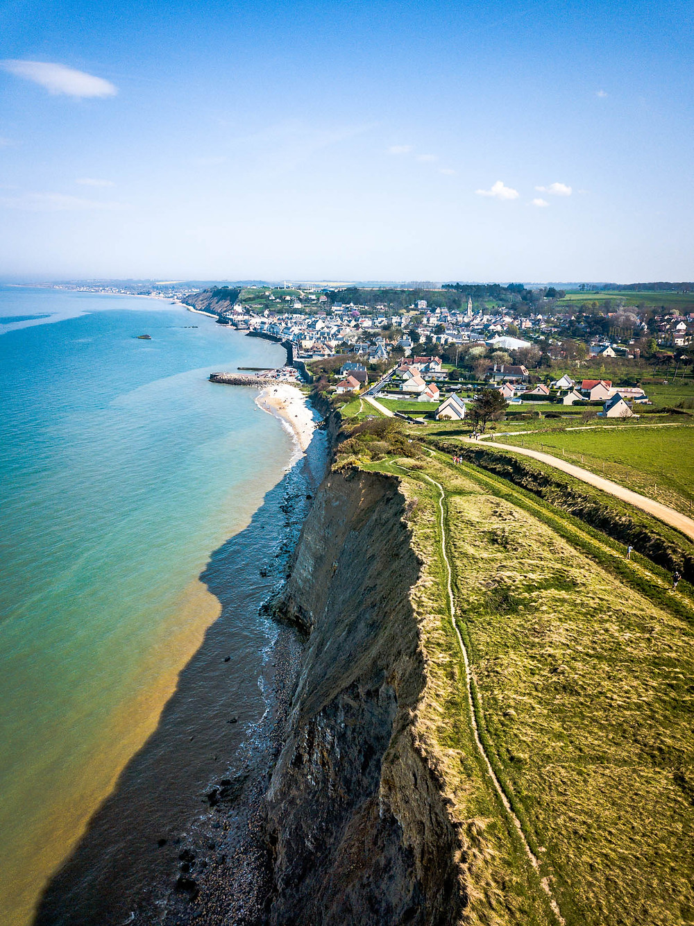 Arromanches, Normandie
