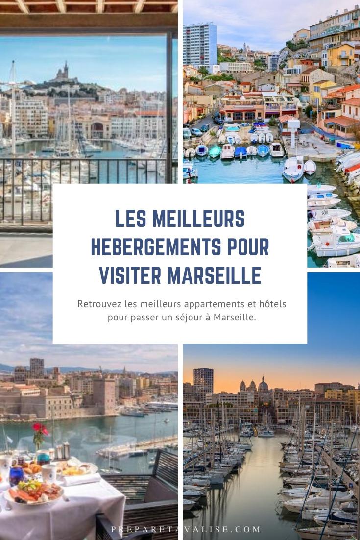 Ou dormir à Marseille