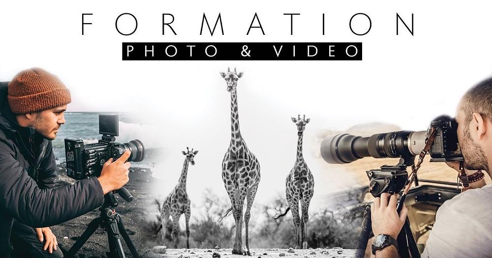 Formation Photo Vidéo JC Pieri