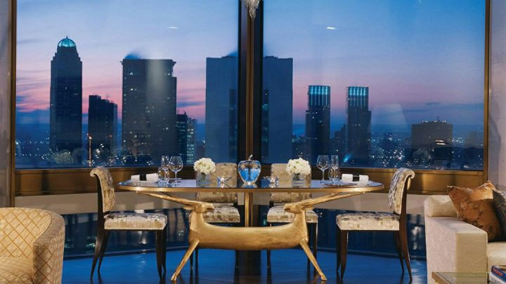 Ty Warner Penthouse, Four Season Hotel New York