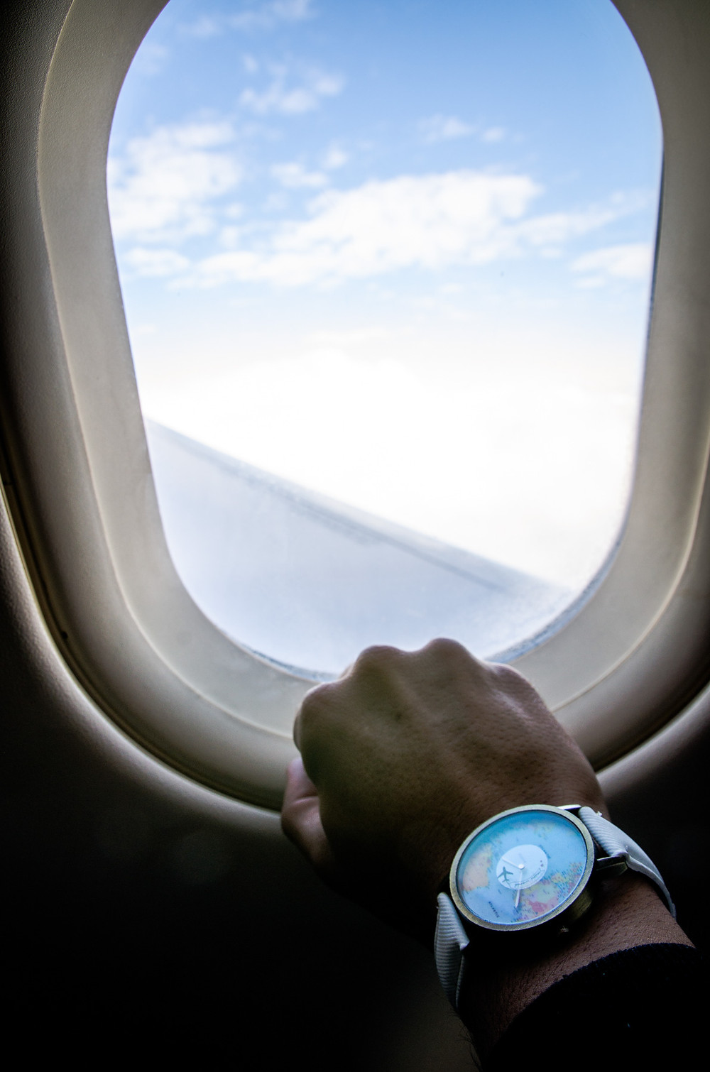 Montre de voyage