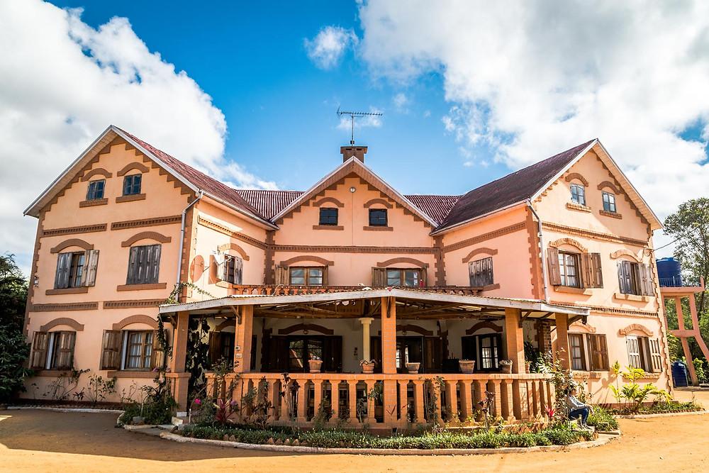 La Maison Fi Ambatomanga Madagascar