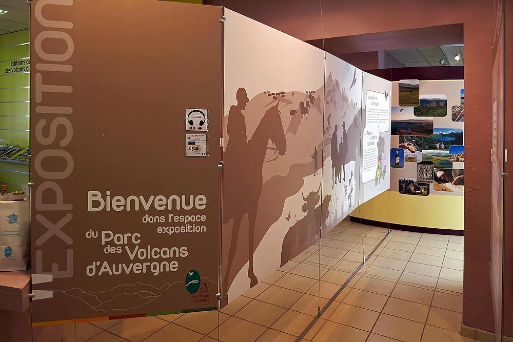 Parc naturel des volcans d'Auvergne