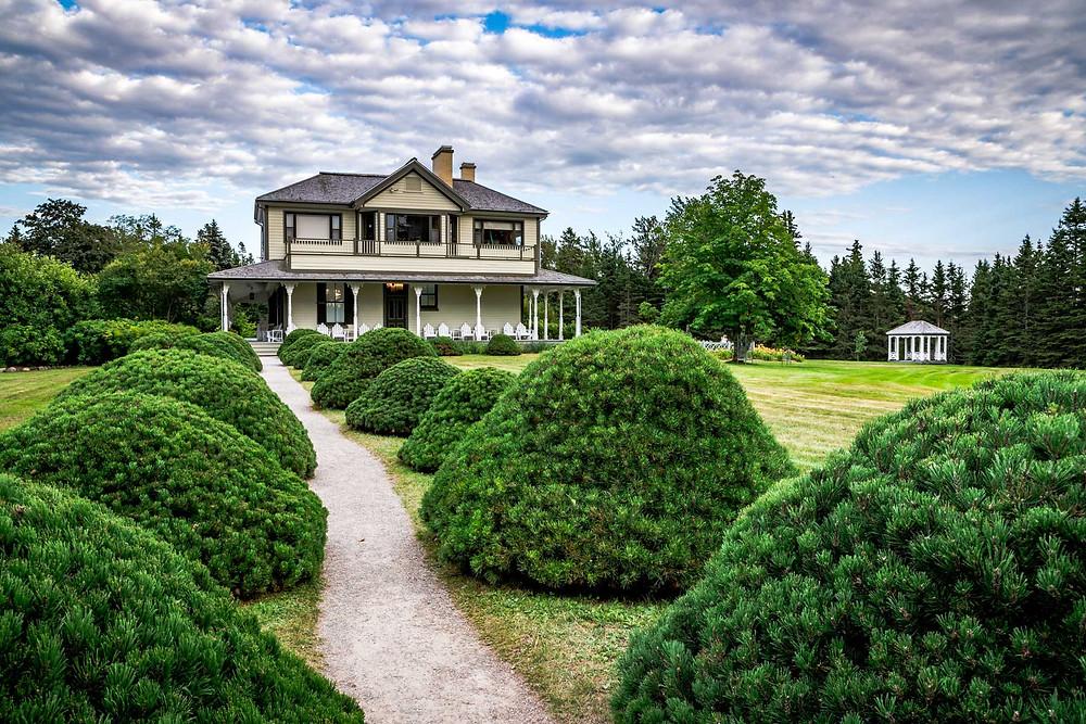 Jardins de Métis Québec