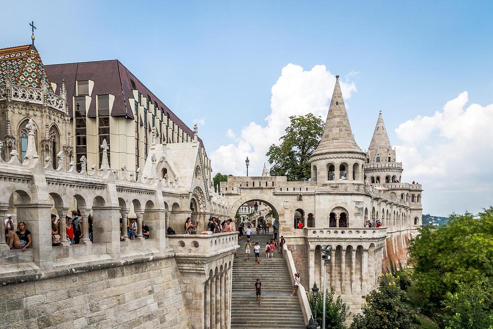 Bastion de Pêcheurs, Budapest