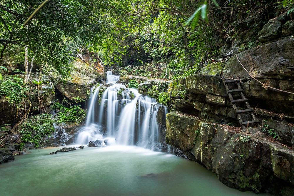 Les grottes du parc de Phong Nha-Ke Bang