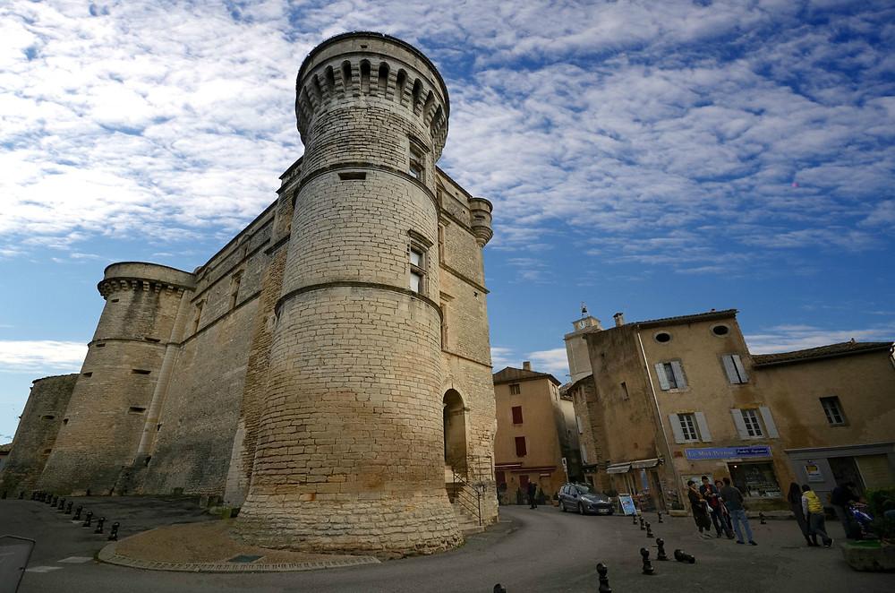 Chateau Gordes Provence
