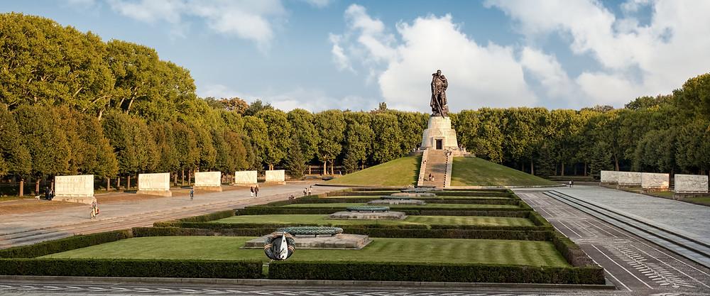 Parc Treptower Berlin