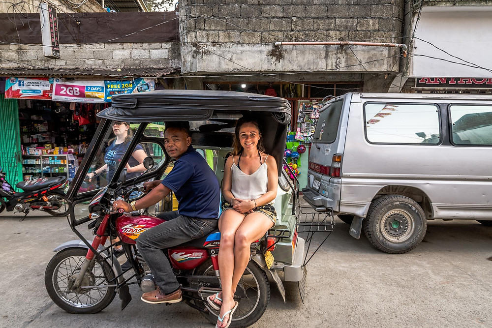 Tuk Tuk Banaue Philippines
