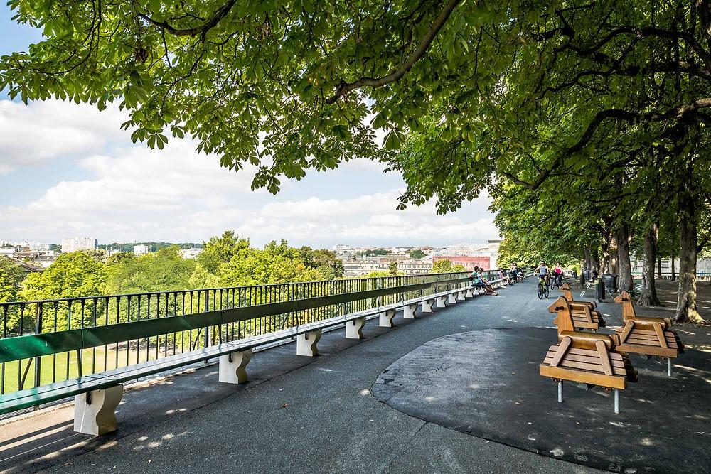 Promenade de la Treille, Genève