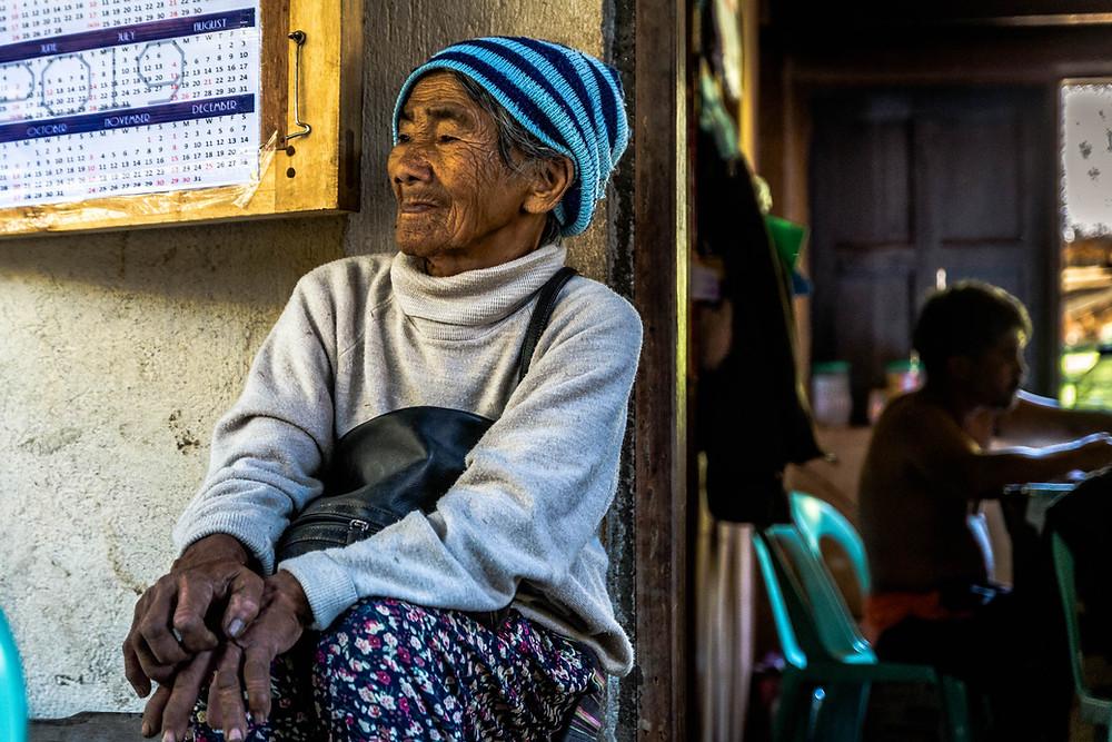 Rizières de Bagaan Philippines