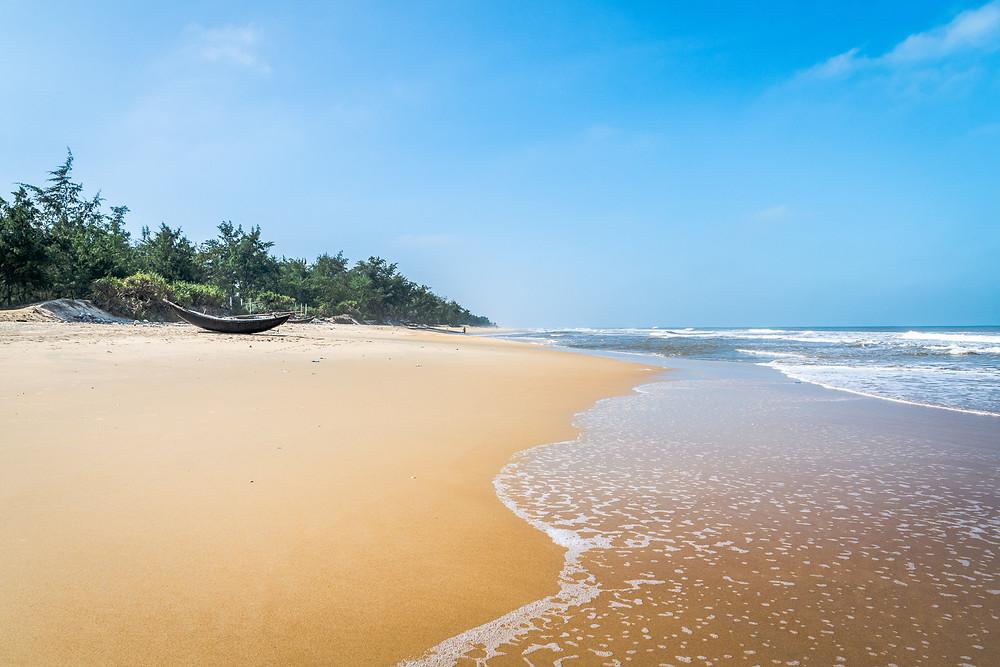 Beach Bar Hue Vietnam