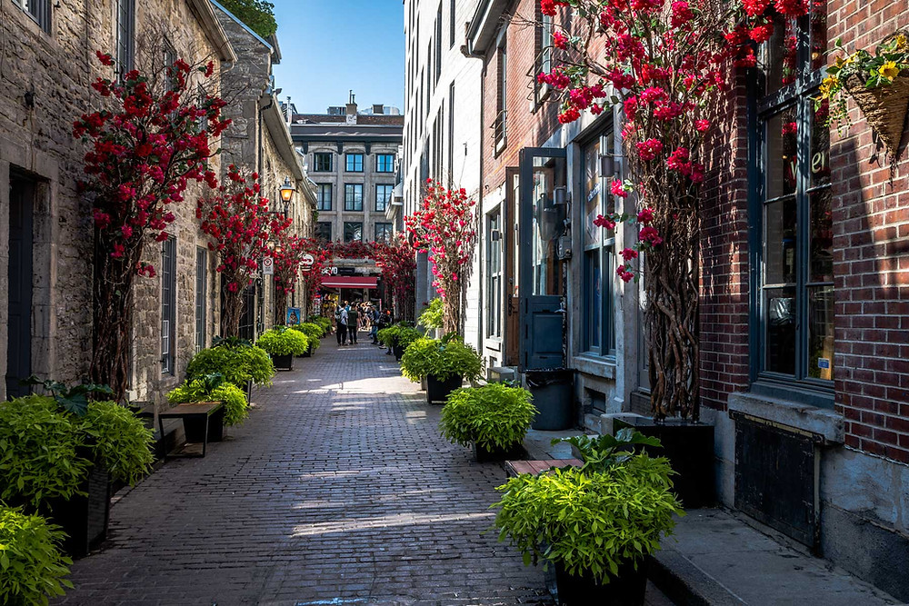 Vieux Montreal